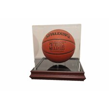 Boardroom Base Basketball Display Case