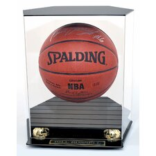 <strong>Caseworks International</strong> Floating Basketball Display Case