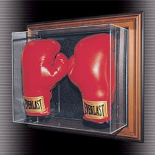"Double Boxing Glove ""Case-Up"" Display"