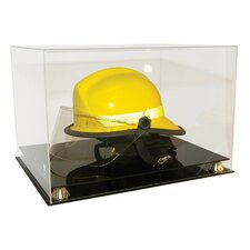 Fireman's Helmet Display Case