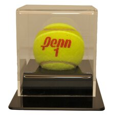 Single Tennis Ball Display Case