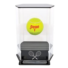 Floating Tennis Ball Display