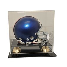 <strong>Caseworks International</strong> Deluxe Mini Helmet Display Case