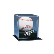 MLB Single Baseball Display