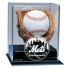 <strong>Caseworks International</strong> MLB Soft Glove Baseball Display