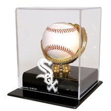 MLB Gold Glove Single Baseball  Display