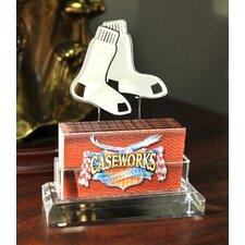 MLB Business Card Holder in Gift Box