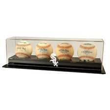 MLB Four Baseball Display