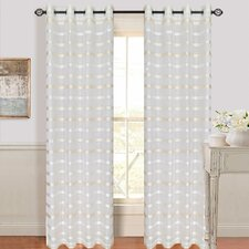 Arla Grommet Curtain Single Panel