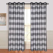 Sofia Grommet Curtain Single Panel