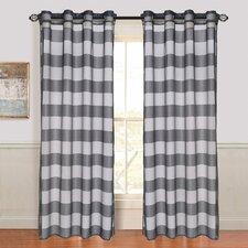 Sofia Grommet Curtain Single Panel