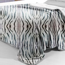 Zebra Polyester Fleece Blanket