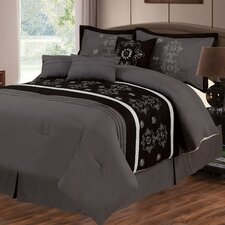 Julia 7 Piece Comforter Set