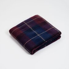 <strong>Lavish Home</strong> Plaid Acrylic Cashmere Throw Blanket