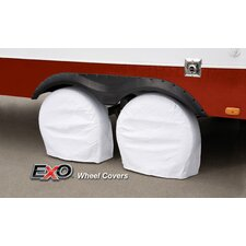 <strong>Eevelle</strong> Expedition Trailer Wheel Cover (Set of 2)