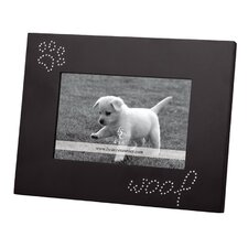 Home Woof and Pawprints Picture Frame