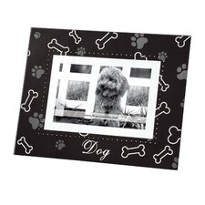 Home Bones and Pawprints Picture Frame