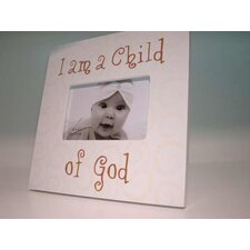 Baby Child of God Picture Frame