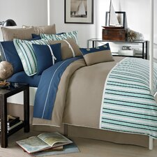 <strong>Southern Tide</strong> Channel Marker 3 Piece Comforter Set