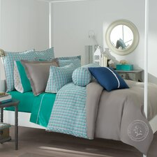 Peninsula Check Bedding Collection