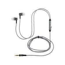 Stereo Earphones with In Line Mic