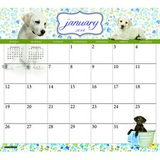 Labs 2014 Magnetic Calendar