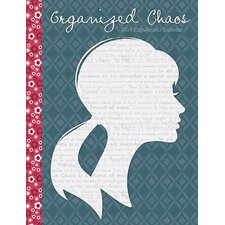 <strong>Willow Creek Press</strong> Organized Chaos 2014 Engagement Calendar