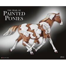 <strong>Willow Creek Press</strong> The Trail of Painted Ponies 2014 Wall Calendar