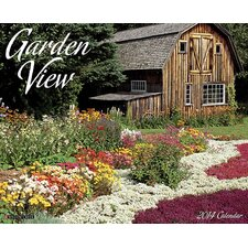 <strong>Willow Creek Press</strong> Garden View 2014 Wall Calendar