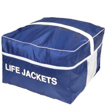 All-Purpose Life Vest Storage Bag - Blue