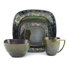 Stone 16 Piece Dinnerware Set