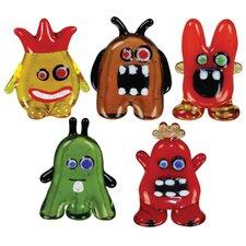 5 Piece KaCy, Rufus, NaTaShA, Tori and Xavier Figurine