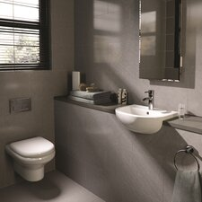 Compact Wall Hung Cloakroom Suite