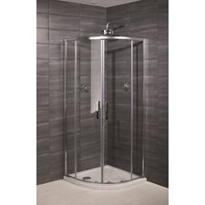 Slimline Offset Quadrant Shower Tray