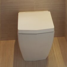Credenza Soft Close Wrap Over Toilet Seat