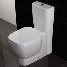Elena Close Coupled Toilet with Soft Close Seat