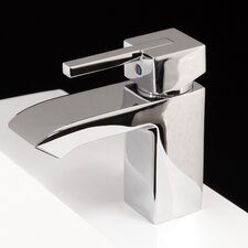 Profile Monobloc Basin Tap without Pop-up Waste in Chrome