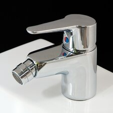 Polaris Monobloc Bidet Tap with Pop-up Waste in Chrome