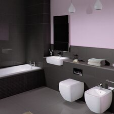 Metropolitan Wall Hung Bathroom Suite