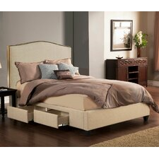 Newport Storage Platform Bed