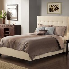 Manhattan Storage Platform Bed with 4 drawers and wingback headboard