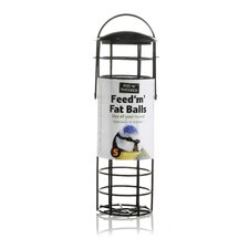 "Fed ""N"" Watered Feed ""M"" Fatballs Feeder"