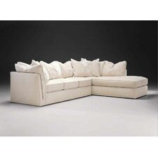 Lauren Right Chaise Sectional Sofa