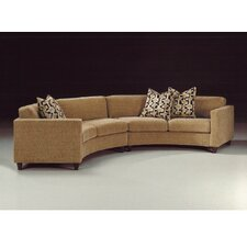 Design Classic II Left Chaise Sectional Sofa