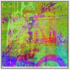 Modern Living Pastellegance Framed Painting Print
