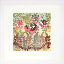 <strong>Indigo Avenue</strong> Floral Living Snapdragon I Framed Wall Framed Wall Art Wall Art