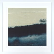 <strong>Indigo Avenue</strong> Seaside Living Water I Limited Edition Framed Wall Art
