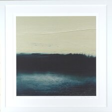 Seaside Living Water 2 Limited Edition Framed Painting Print
