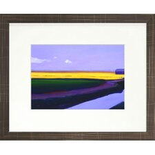<strong>Indigo Avenue</strong> Vibrant Living Spring Limited Edition Signed Fine Framed Wall Art