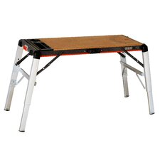 2-in-1 Sealed MDF Top Scaffold Workbench